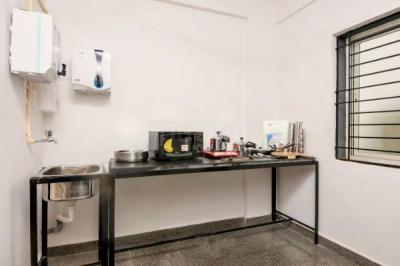 बीटीएम लेआउट में गोहार पीजी फॉर जैंट्स के किचन की तस्वीर