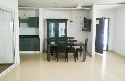 Dining Room Image of Golf Edge Residency in Gachibowli