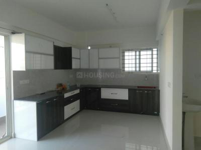 Gallery Cover Image of 1640 Sq.ft 3 BHK Apartment for buy in Kumari Woods And Winds, Chansandra for 8500000