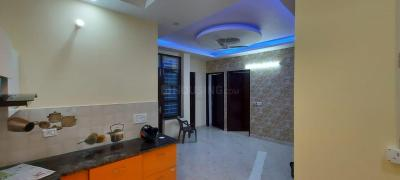 Kitchen Image of 1000 Sq.ft 2 BHK Apartment for buy in Seema Dwar for 3800000