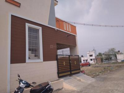 Gallery Cover Image of 1050 Sq.ft 2 BHK Villa for buy in Tharapakkam for 6000000