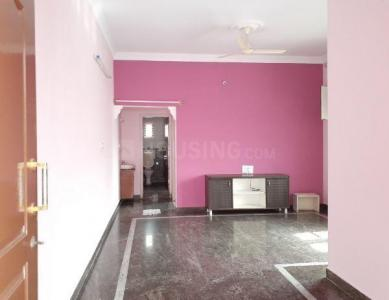 Gallery Cover Image of 750 Sq.ft 1 BHK Independent Floor for rent in Kasturi Nagar for 10000