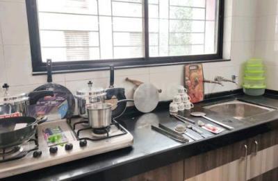Kitchen Image of 4 Krishnakunj in Pashan