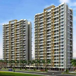 Gallery Cover Image of 1000 Sq.ft 2 BHK Apartment for buy in Kalyan West for 6000000
