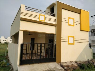 Gallery Cover Image of 1250 Sq.ft 2 BHK Independent House for rent in Perumbakkam for 12000