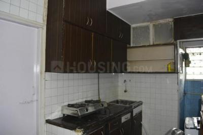 Kitchen Image of Vinay Mehta's Nest in Jogeshwari West