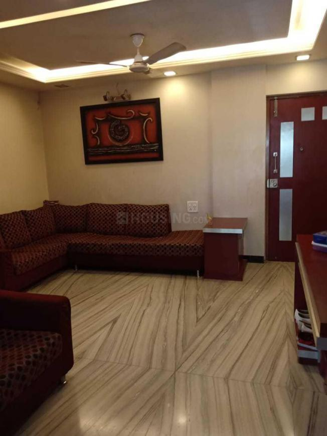 Living Room Image of 1700 Sq.ft 2 BHK Apartment for buy in Kopar Khairane for 15000000