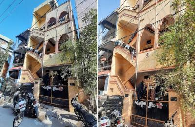 Gallery Cover Image of 600 Sq.ft 1 BHK Independent House for rent in Kukatpally for 7400