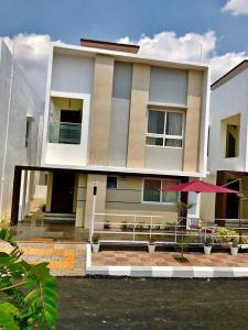 Gallery Cover Image of 1500 Sq.ft 3 BHK Villa for buy in Budigere for 8200000