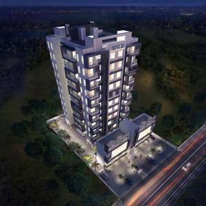 Gallery Cover Image of 592 Sq.ft 1 BHK Apartment for buy in Kesnand for 1800000