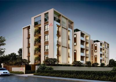 Gallery Cover Image of 1125 Sq.ft 2 BHK Apartment for buy in Perungudi for 9200000