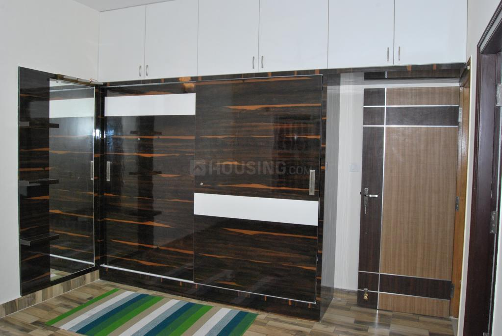 Bedroom Image of 1250 Sq.ft 2 BHK Apartment for rent in Chikkalasandra for 18000