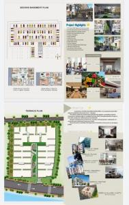 Gallery Cover Image of 1206 Sq.ft 3 BHK Apartment for buy in Miyapur for 5607900