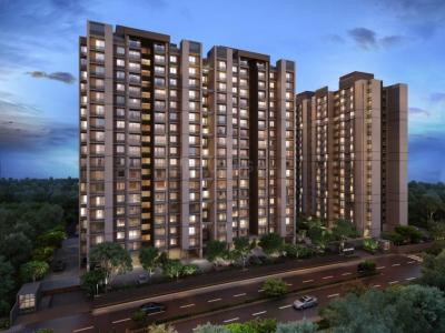 Gallery Cover Image of 1725 Sq.ft 3 BHK Apartment for buy in Shela for 5520000