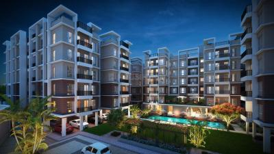Gallery Cover Image of 1189 Sq.ft 3 BHK Apartment for buy in Dunlop for 4091700
