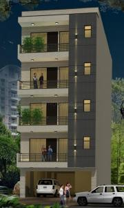 Gallery Cover Image of 1000 Sq.ft 2 BHK Apartment for buy in Sector 110 for 2300000