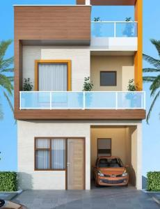 Gallery Cover Image of 1700 Sq.ft 3 BHK Independent House for buy in Noida Extension for 5249000