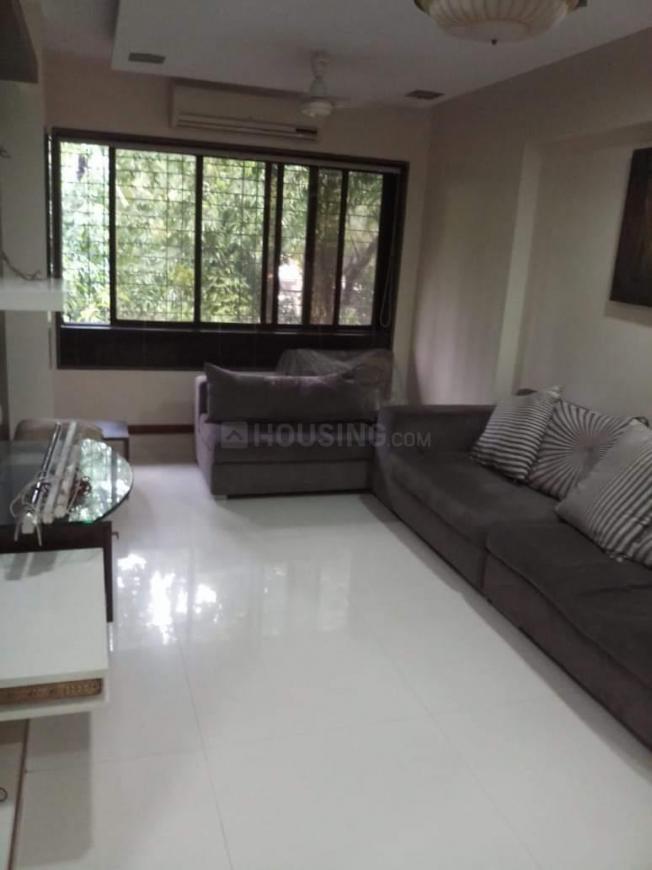 Living Room Image of 950 Sq.ft 2 BHK Apartment for rent in Khar Danda for 75000
