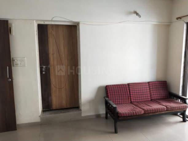 Living Room Image of 650 Sq.ft 1 BHK Apartment for rent in Kamothe for 13000