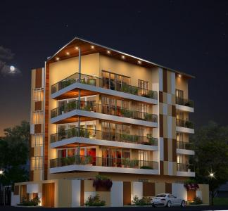 Gallery Cover Image of 3691 Sq.ft 4 BHK Apartment for rent in Jayamahal for 135000