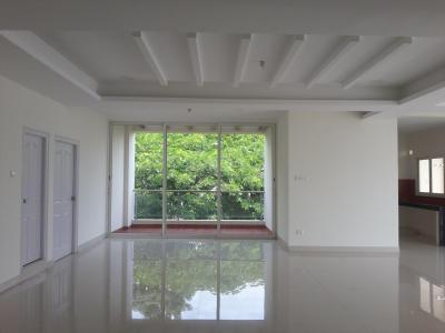 Gallery Cover Image of 2200 Sq.ft 3 BHK Apartment for rent in Hakimpet for 35000