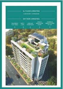 Gallery Cover Image of 635 Sq.ft 1 BHK Apartment for buy in Warje for 3500000