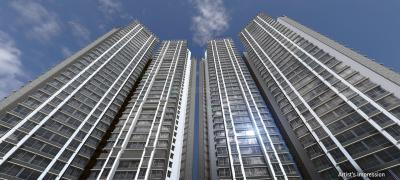 Gallery Cover Image of 537 Sq.ft 2 BHK Apartment for buy in Project Landmark, Dahisar East for 9799000