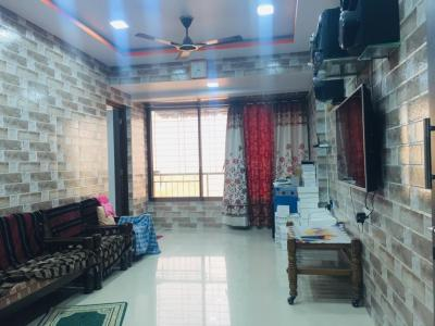 Gallery Cover Image of 700 Sq.ft 1 BHK Apartment for rent in Seven Hills, Kharghar for 16000