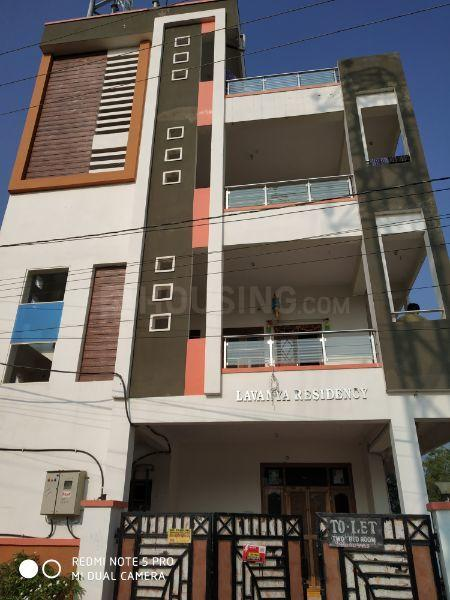 Building Image of 700 Sq.ft 1 BHK Independent House for rent in Peerzadiguda for 5000