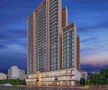 Gallery Cover Image of 598 Sq.ft 1 BHK Apartment for buy in Ritz Phase II, Kalyan West for 5450505