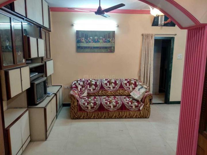 मुलुंड वेस्ट में रमेश पीजी में लिविंग रूम की तस्वीर