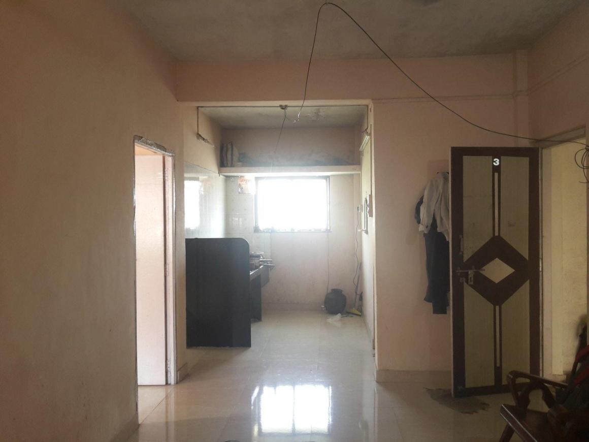 Living Room Image of 950 Sq.ft 2 BHK Apartment for rent in Karve Nagar for 13000
