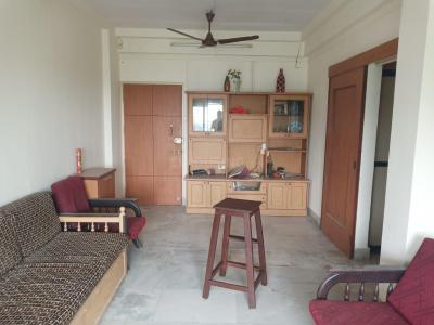 Gallery Cover Image of 602 Sq.ft 1 BHK Apartment for rent in Jaltarang CHS, Powai for 25000