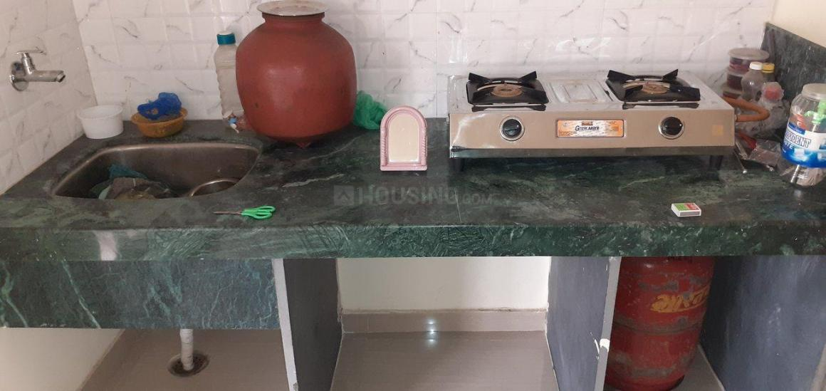 Kitchen Image of 805 Sq.ft 2 BHK Apartment for rent in Badlapur East for 5000