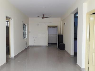 Gallery Cover Image of 1099 Sq.ft 2 BHK Apartment for rent in SLS Sunflower, Bhoganhalli for 20000