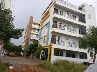 Gallery Cover Image of 500 Sq.ft 1 BHK Apartment for rent in Margondanahalli for 8000