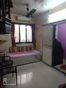 Gallery Cover Image of 457 Sq.ft 1 BHK Apartment for rent in Ekveera Darshan, Asalpha for 19000
