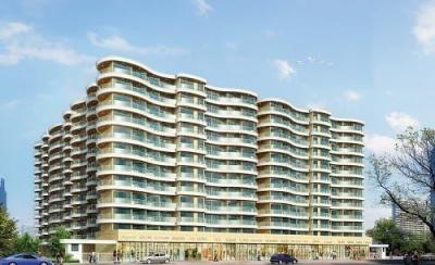 Gallery Cover Image of 925 Sq.ft 2 BHK Apartment for rent in Gurukrupa Aramus Complex, Ulwe for 14000