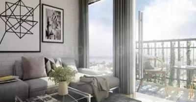 Gallery Cover Image of 400 Sq.ft 1 RK Apartment for buy in Eden Solaris City Serampore, Serampore for 1015000