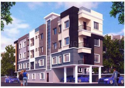 Gallery Cover Image of 830 Sq.ft 2 BHK Apartment for buy in Behala for 2490000