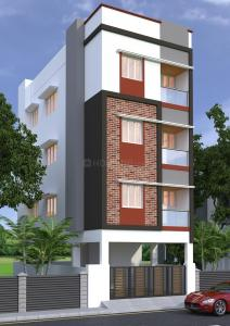 Gallery Cover Image of 750 Sq.ft 2 BHK Apartment for buy in Madhanandapuram for 3974250
