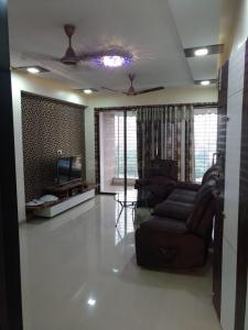 Gallery Cover Image of 800 Sq.ft 2 BHK Apartment for rent in Kopar Khairane for 65000