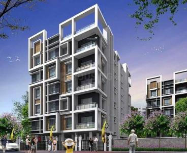 Gallery Cover Image of 789 Sq.ft 2 BHK Apartment for buy in Associated Erectors Green Residenza 3, Rajarhat for 3037650