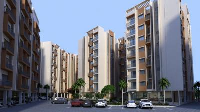 Gallery Cover Image of 450 Sq.ft 1 BHK Apartment for buy in Unimont Aurum, Karjat for 1800000