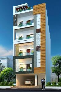 Gallery Cover Image of 1200 Sq.ft 3 BHK Independent Floor for buy in Sector-12A for 7200000