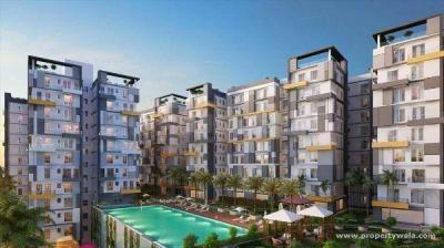 Gallery Cover Image of 926 Sq.ft 3 BHK Apartment for buy in Merlin Maximus, Sodepur for 5250000