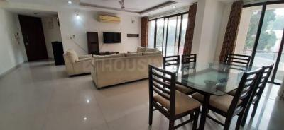 Gallery Cover Image of 2500 Sq.ft 3 BHK Apartment for rent in Alkapuri for 45000