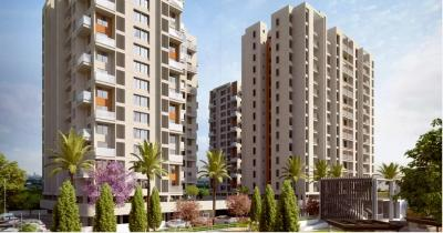 Gallery Cover Image of 1027 Sq.ft 2 BHK Apartment for buy in Life 360 Degree, Rahatani for 6800000