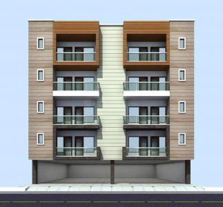 Gallery Cover Image of 1200 Sq.ft 3 BHK Apartment for buy in Sagar Home, Sector 14 for 7500000