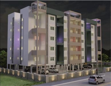 Gallery Cover Image of 1029 Sq.ft 2 BHK Apartment for buy in Iwale Nagar for 4500000
